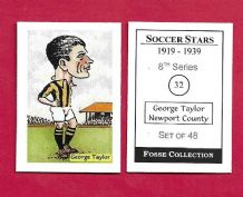 Newport County George Taylor 32 (FC)